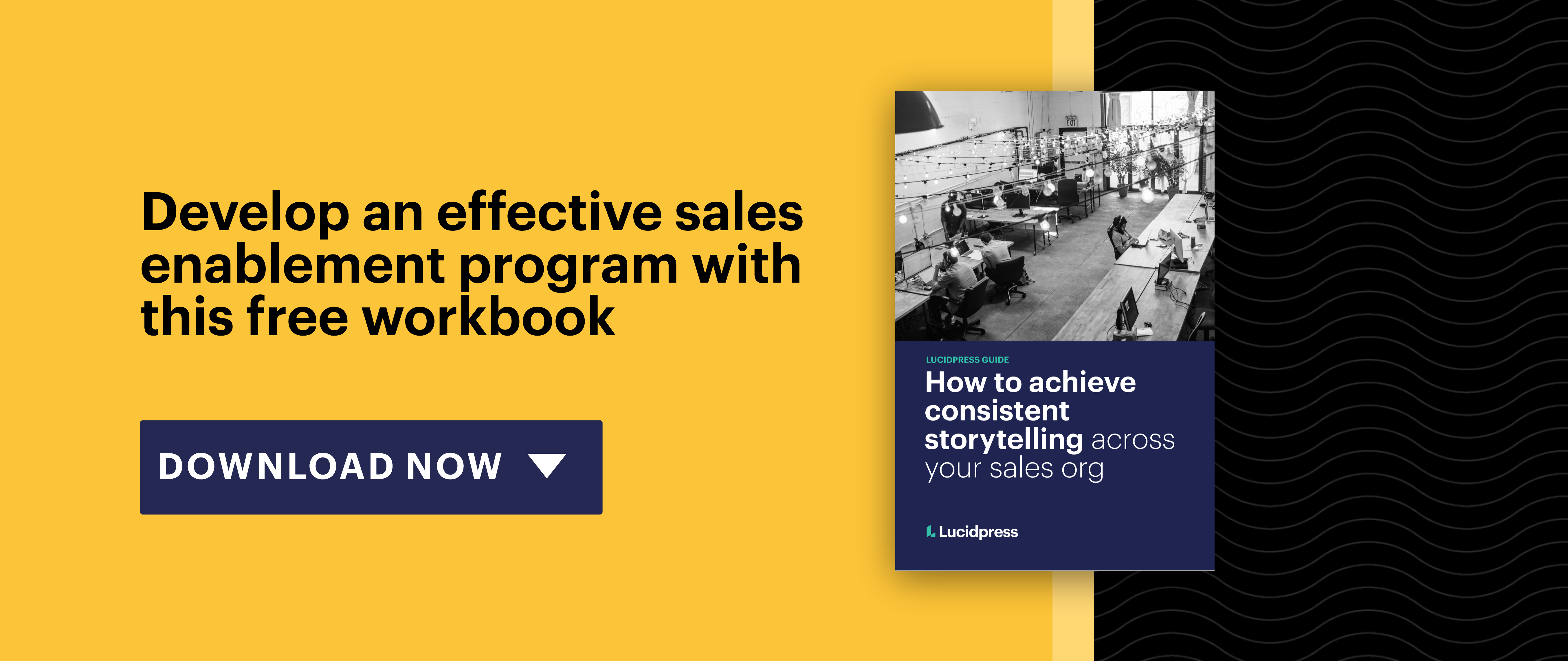 How to achieve consistent storytelling across your sales org