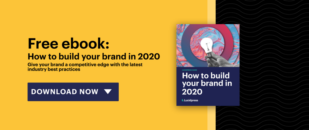 Build your brand in 2020