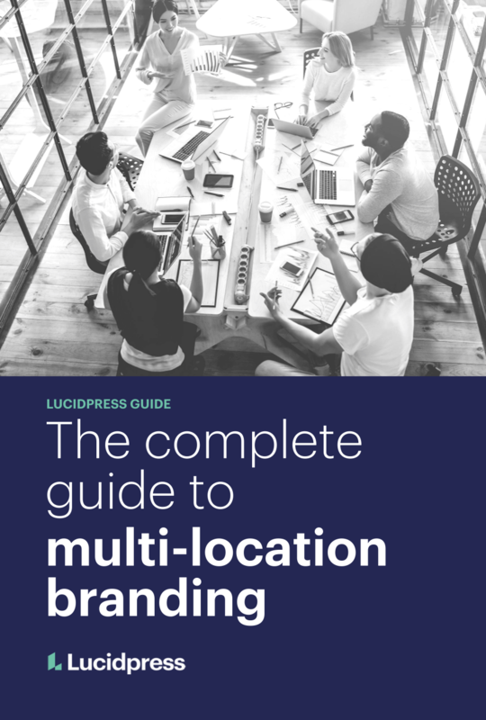 The Ultimate Guide to Multi-Location Branding Cover