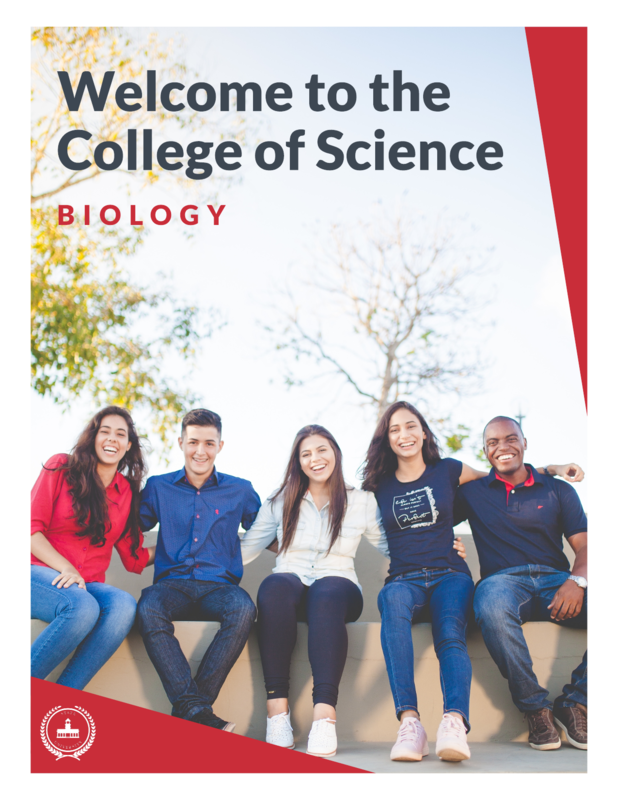 University or College Brochure Template