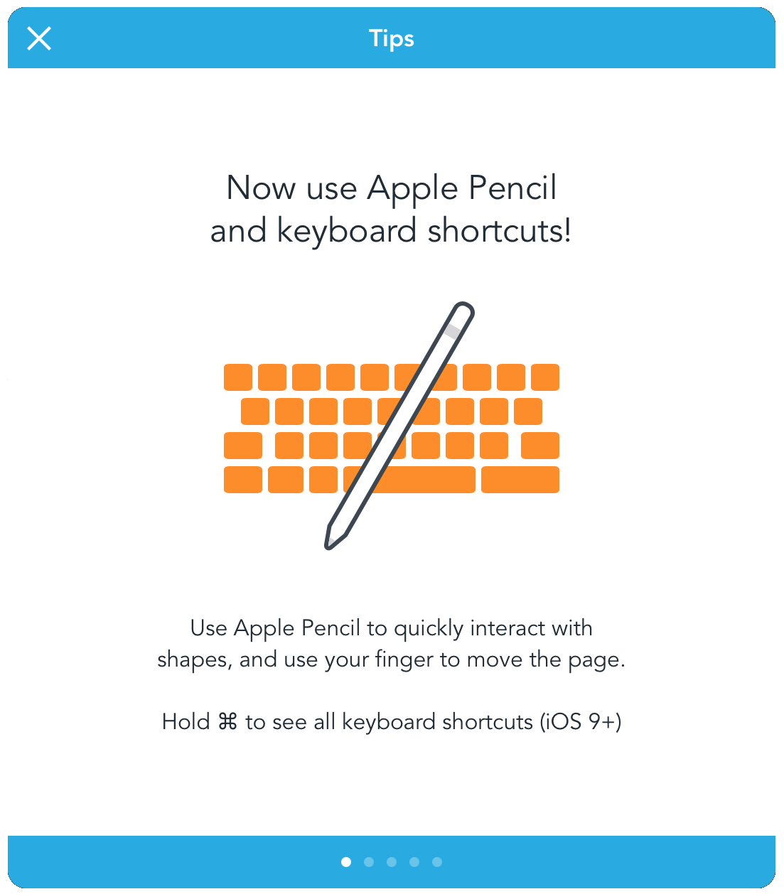 Apple Pencil and iPad Pro updates