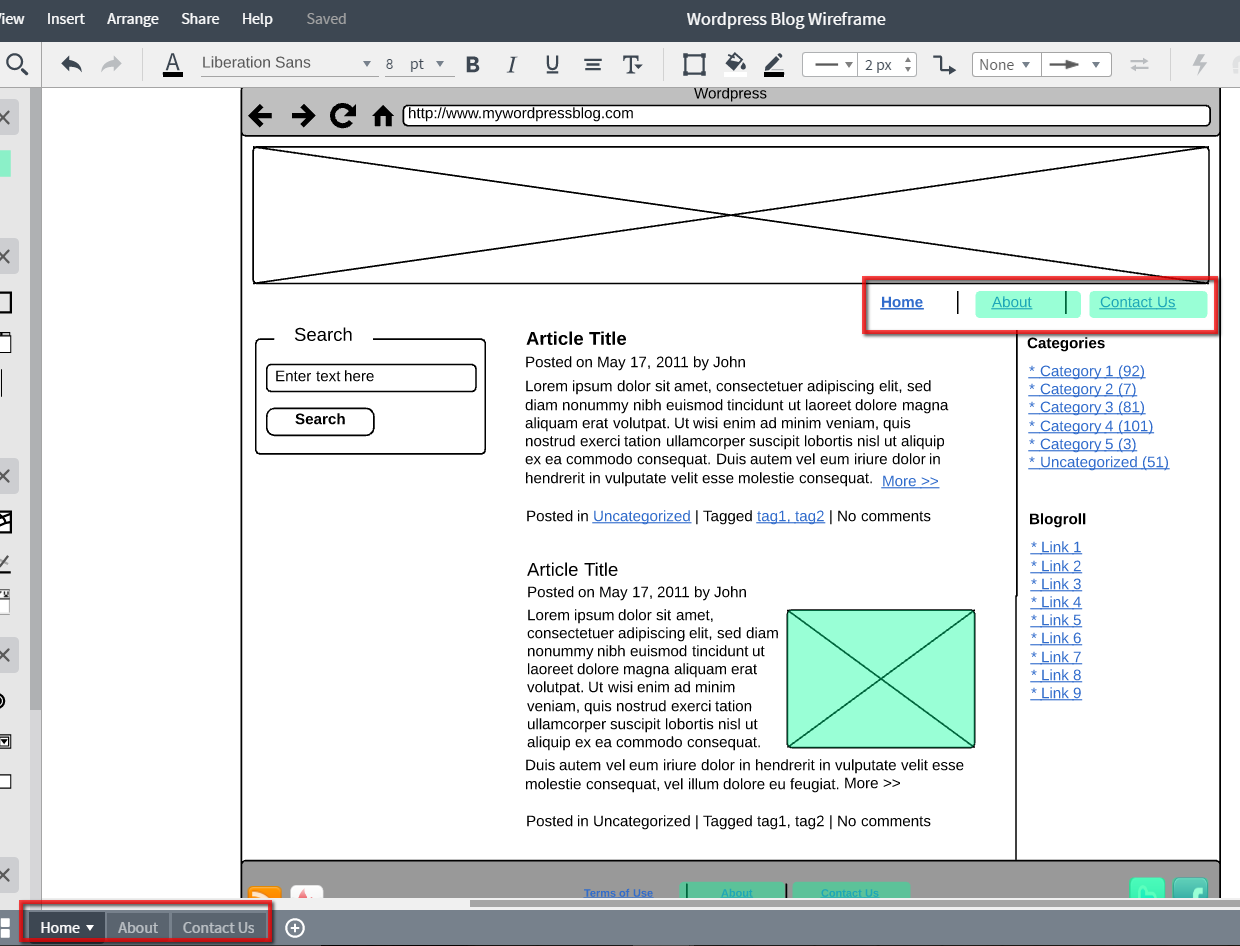 InteractiveDiagrams1 interactive diagrams 3 ways to use hotspots and layers lucidchart
