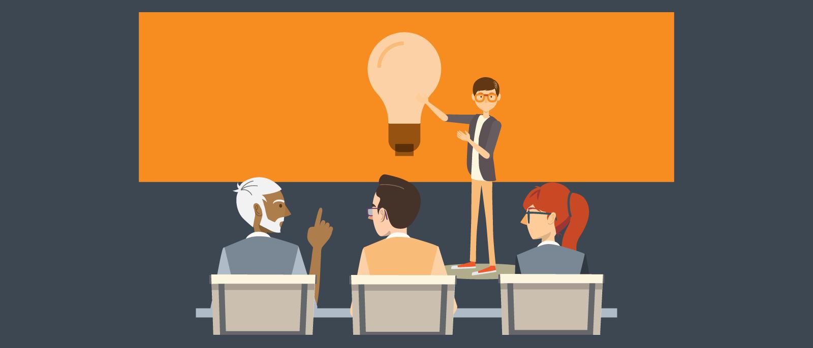 3 keys to pitch an idea successfully | lucidchart blog