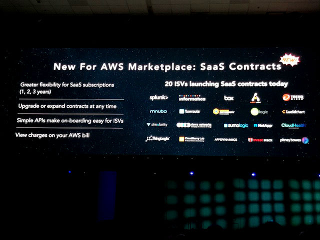 SaaS Contracts announcement