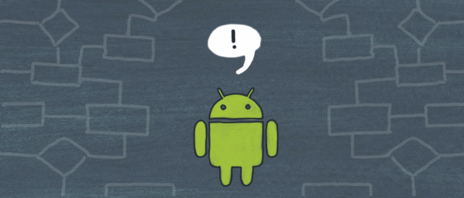 Android app header image