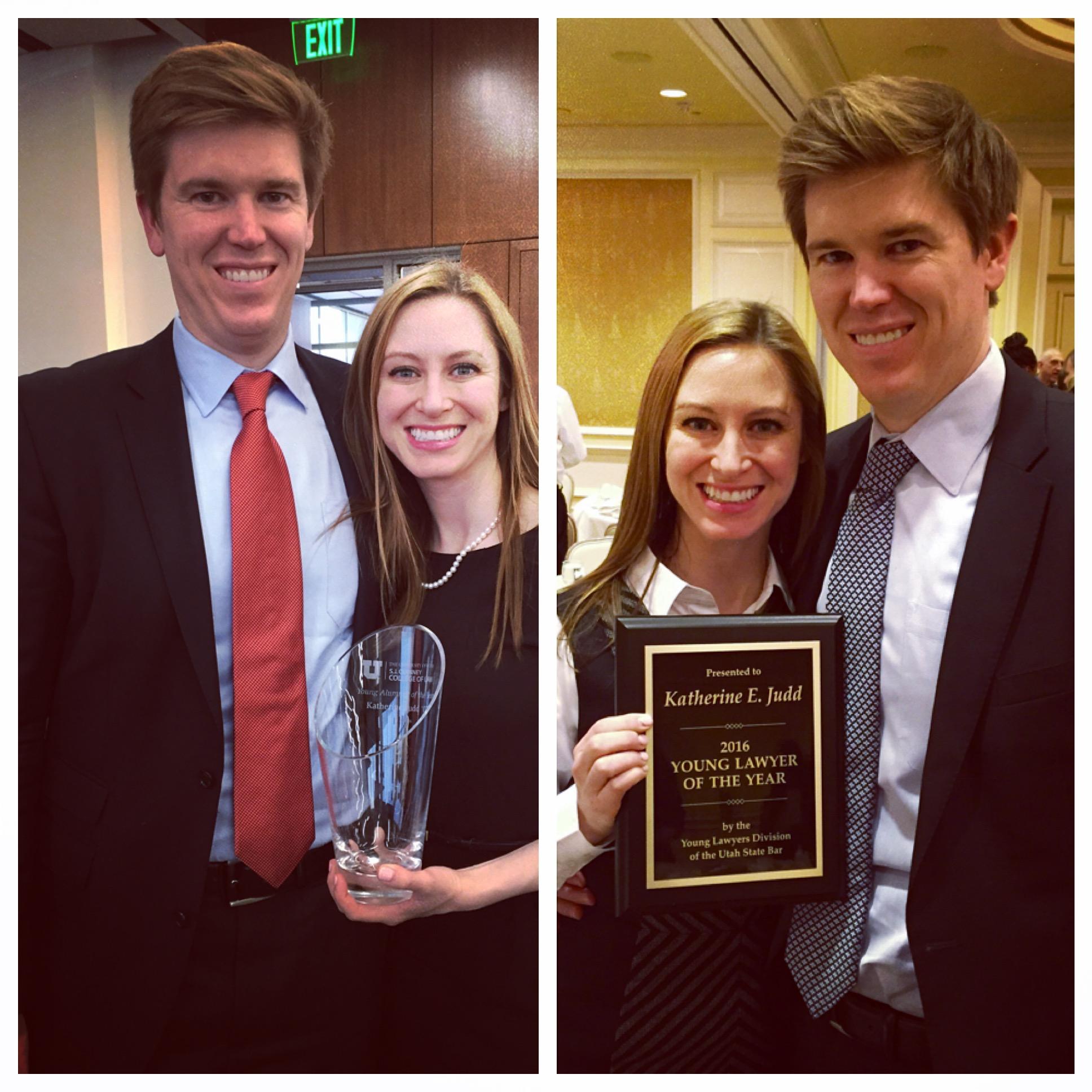 Kat's Award
