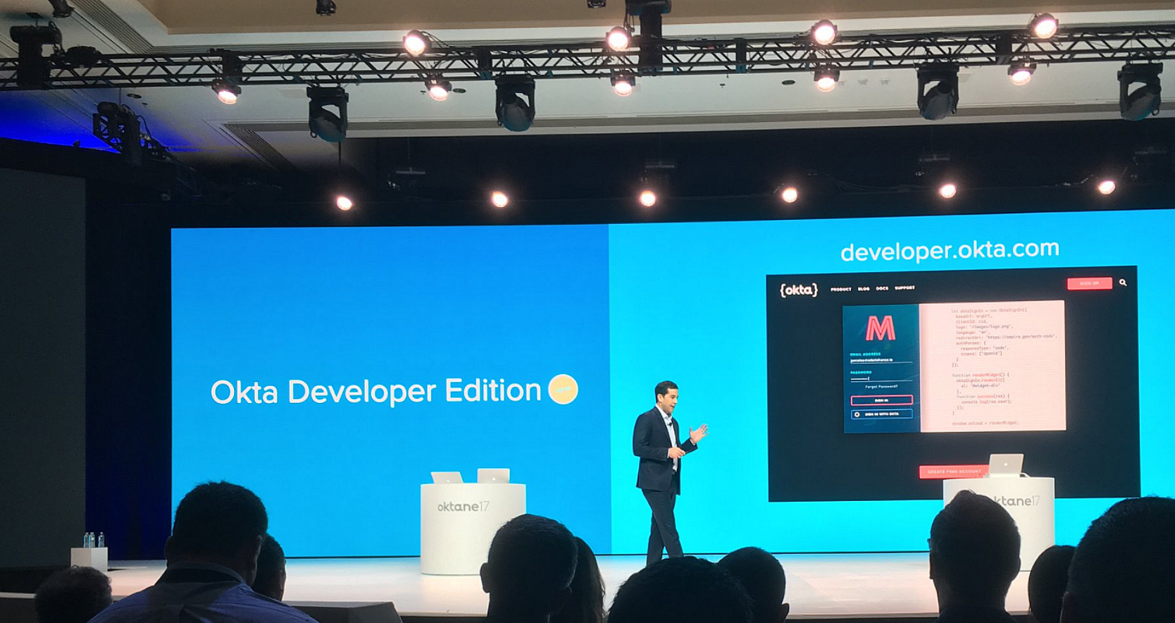 Okta Developer Edition