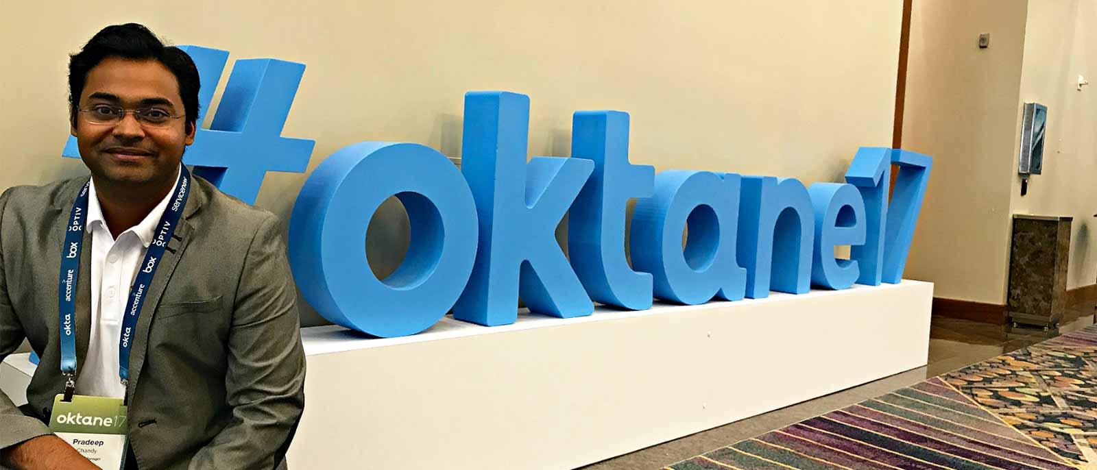 announcements at Oktane17
