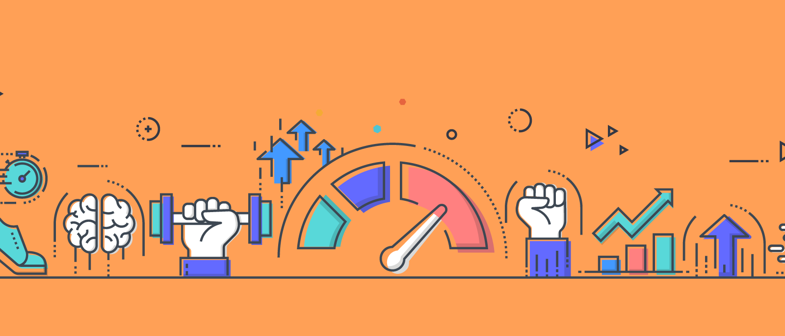 how to apply performance metrics to business processes