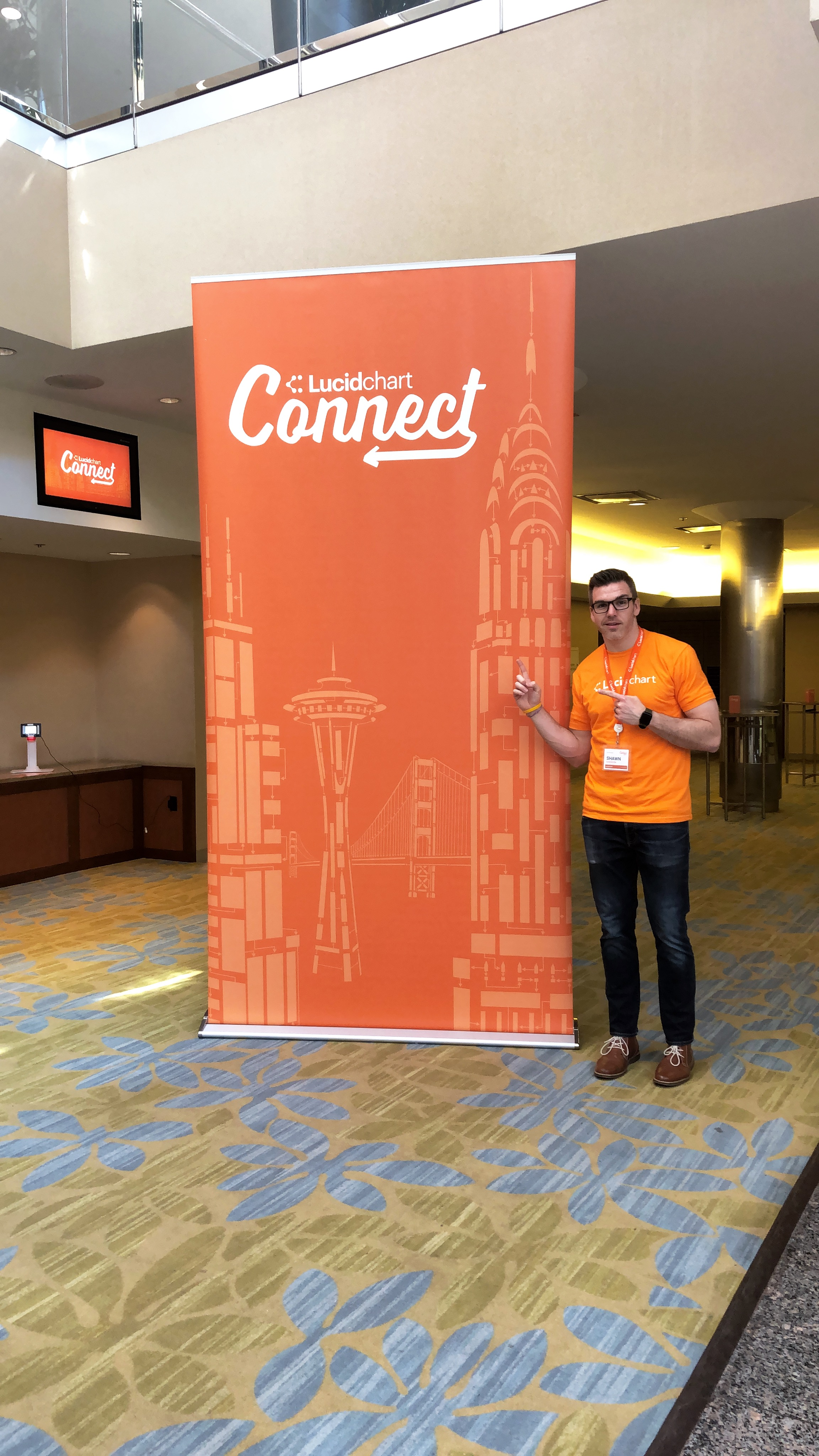 Shawn Swenson at Lucidchart Connect