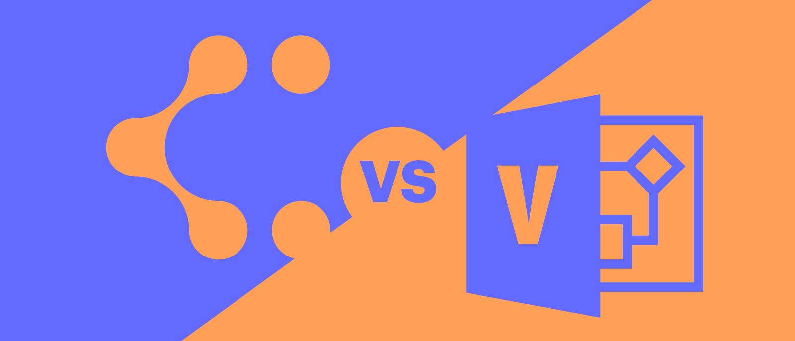 Lucidchart vs. Visio