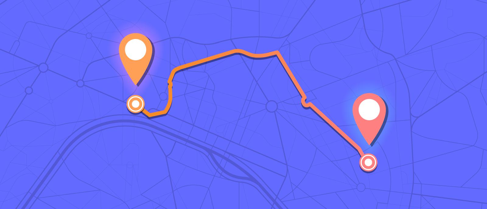 product roadmap in Lucidchart