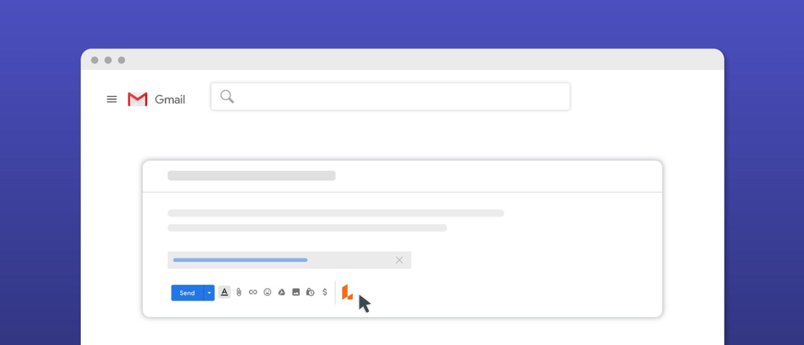 Lucidchart Gmail integration
