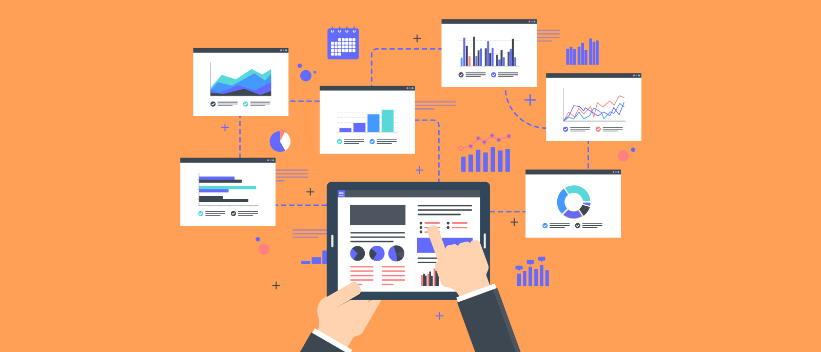 how to create a data-driven sales org