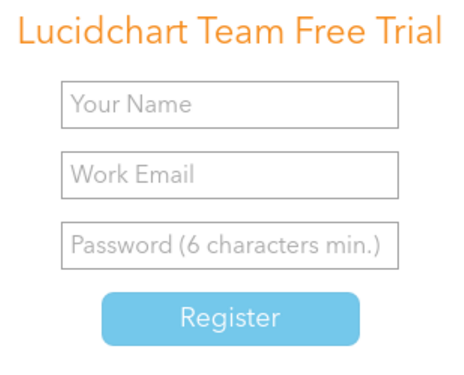 lucidchart email validation