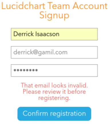 lucidchart email verification