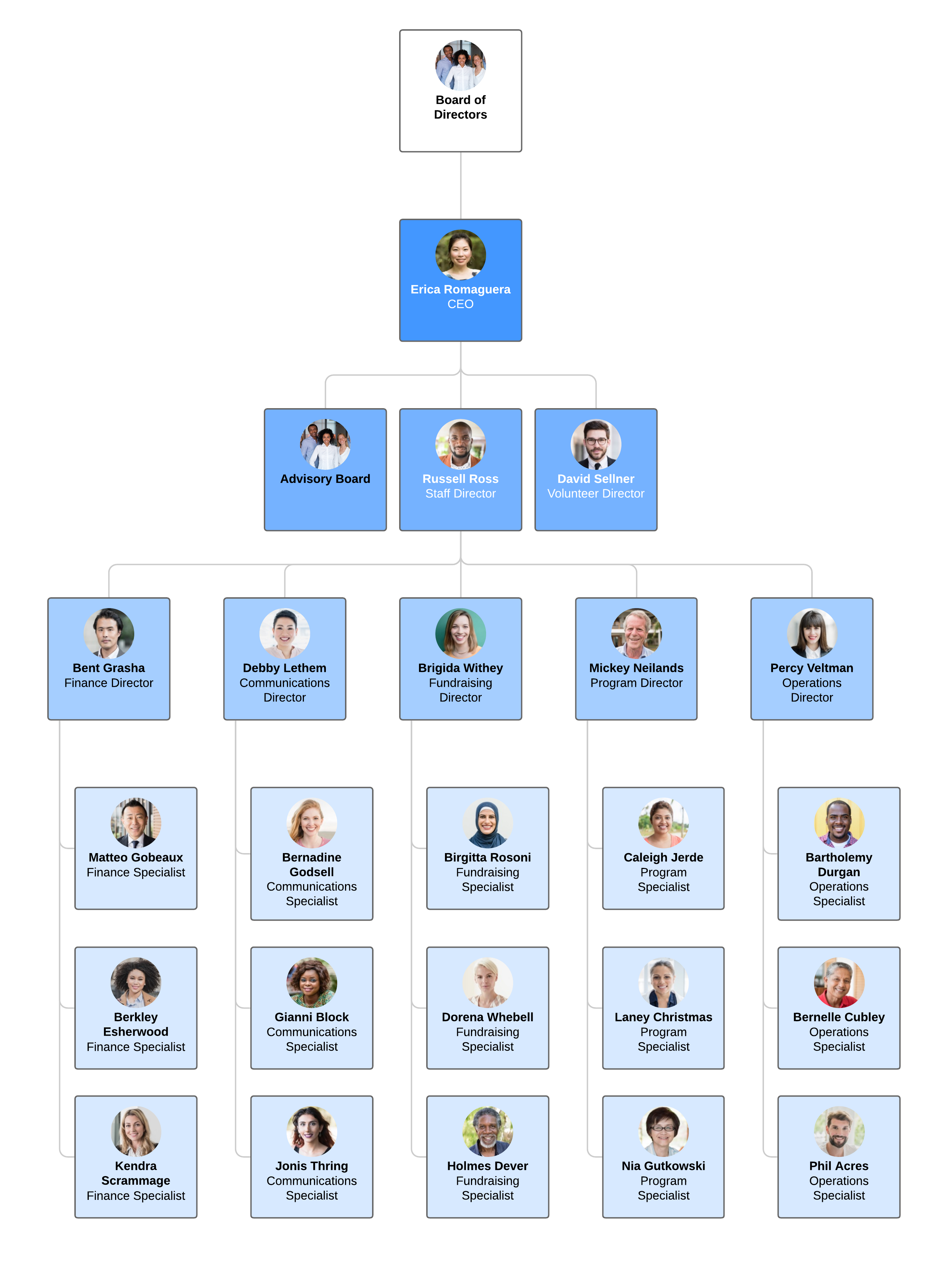 40 Types of Organizational Structures   Lucidchart Blog