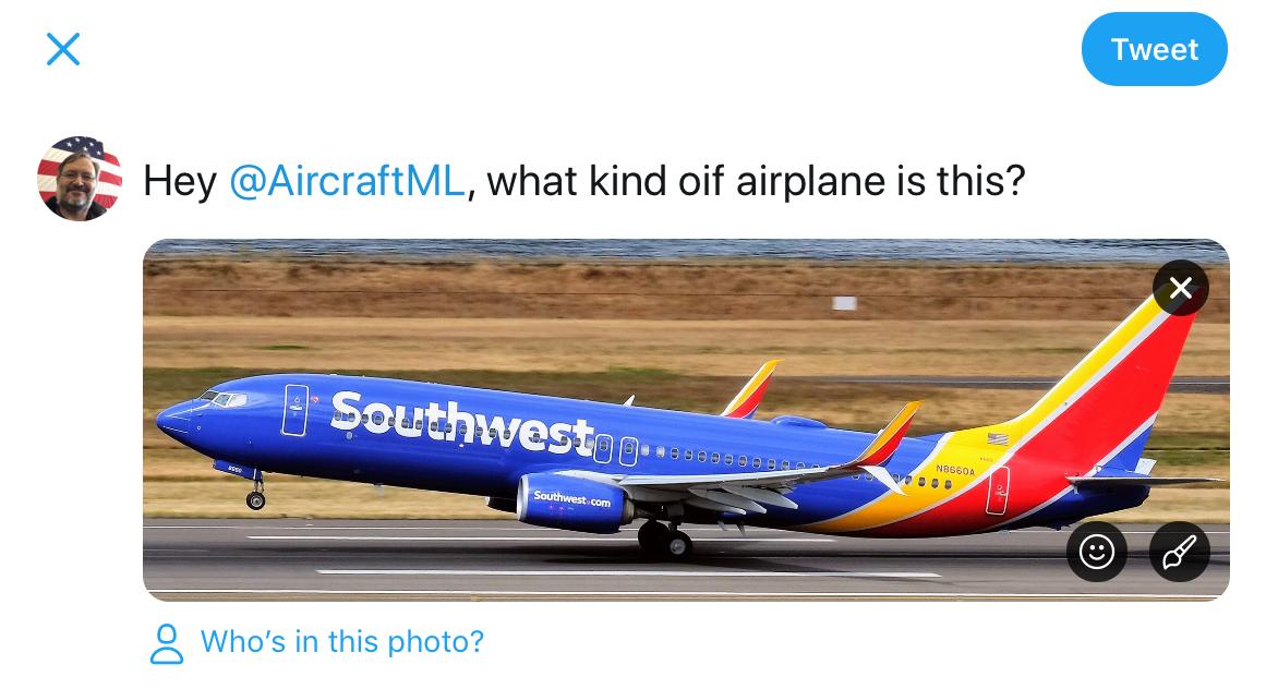 interacting with AircraftML