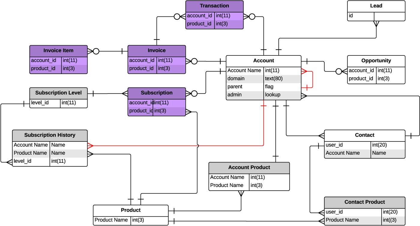 CRM integration process