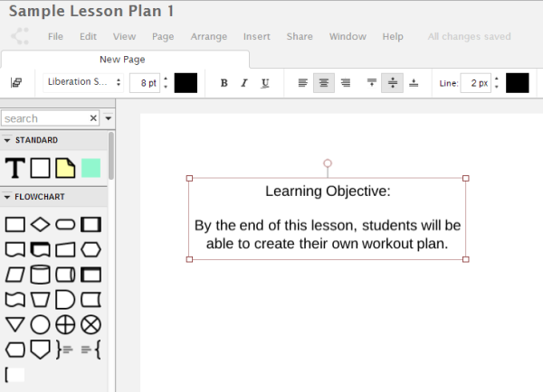 How To Make A Lesson Plan With Lucidchart Lucidchart Blog