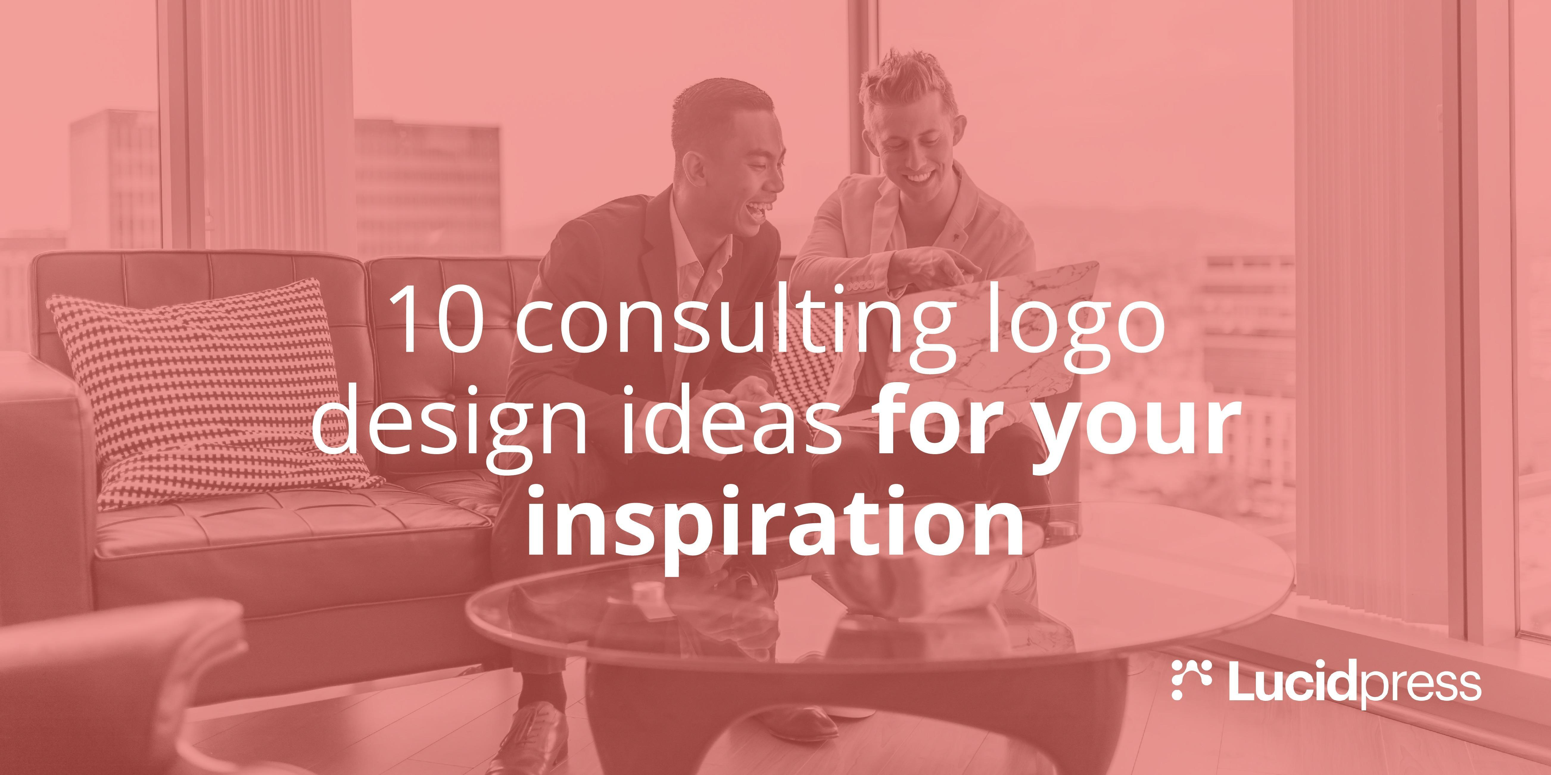 10 Consulting Logo Design Ideas for Your Inspiration ...