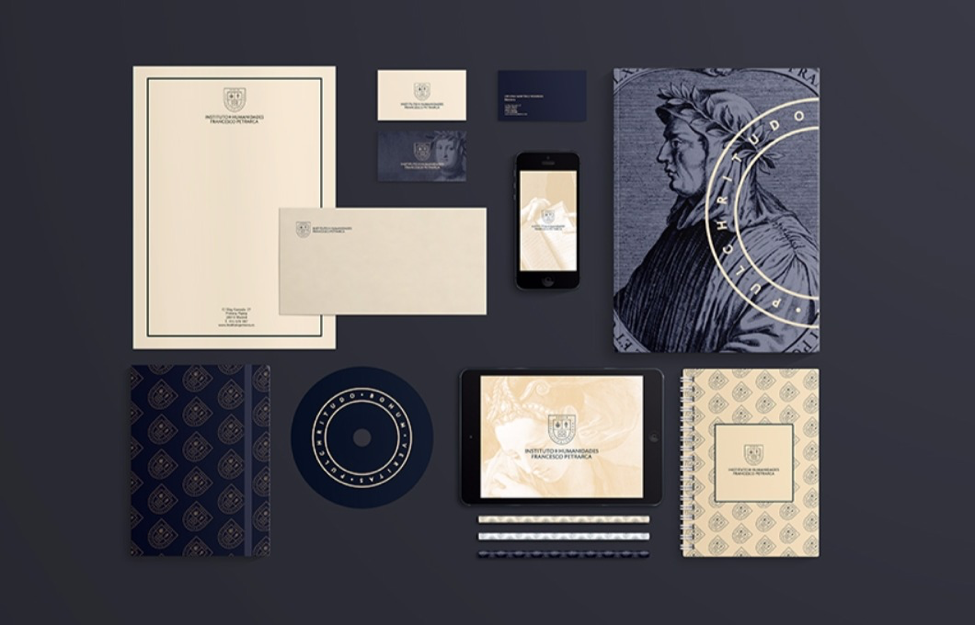 12 Best Creative Stationery Designs Online | Lucidpress