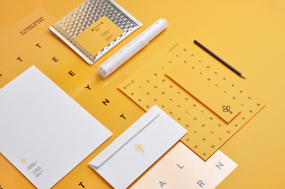 12 best creative stationery designs online lucidpress