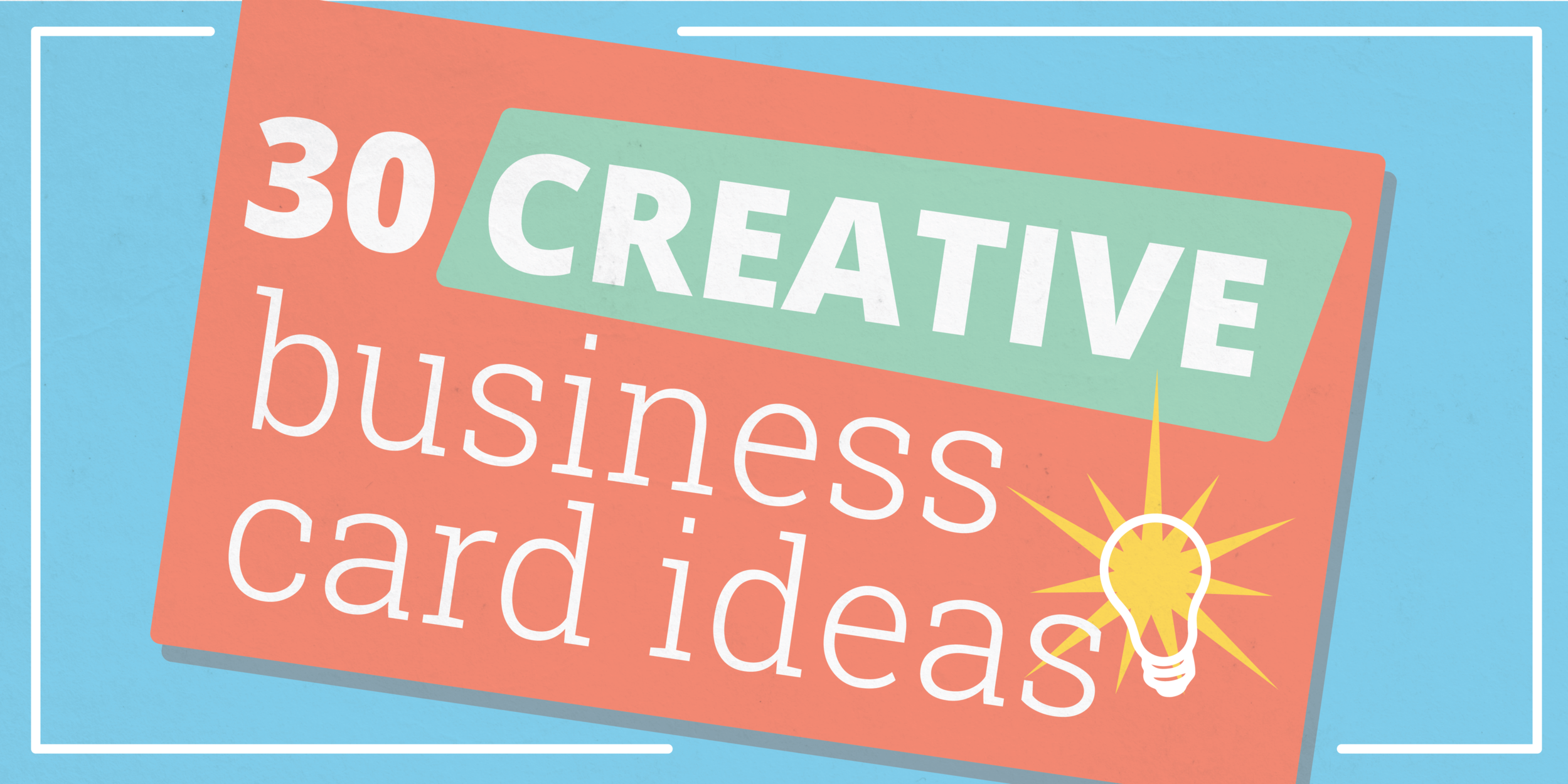 30 creative business card ideas designs lucidpress reheart Choice Image