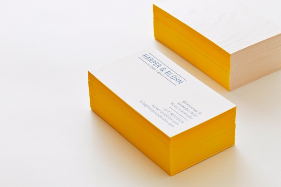 erica boucher simple business card