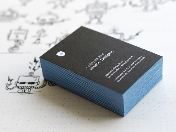 janne koivistoinen vertical business card