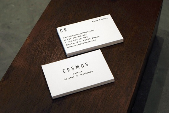 mark brooks double sided business card