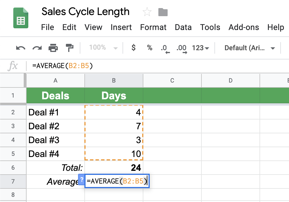How to use KPIs for sales