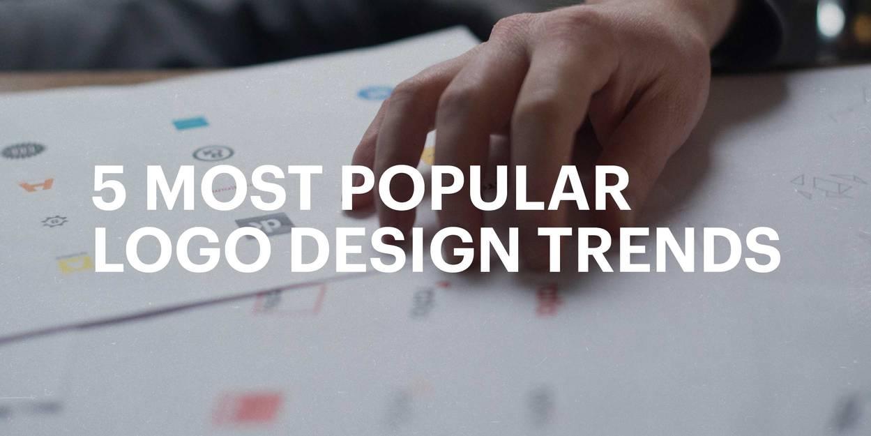 5 popular logo design trends in 2017 lucidpress for Most popular decorating blogs