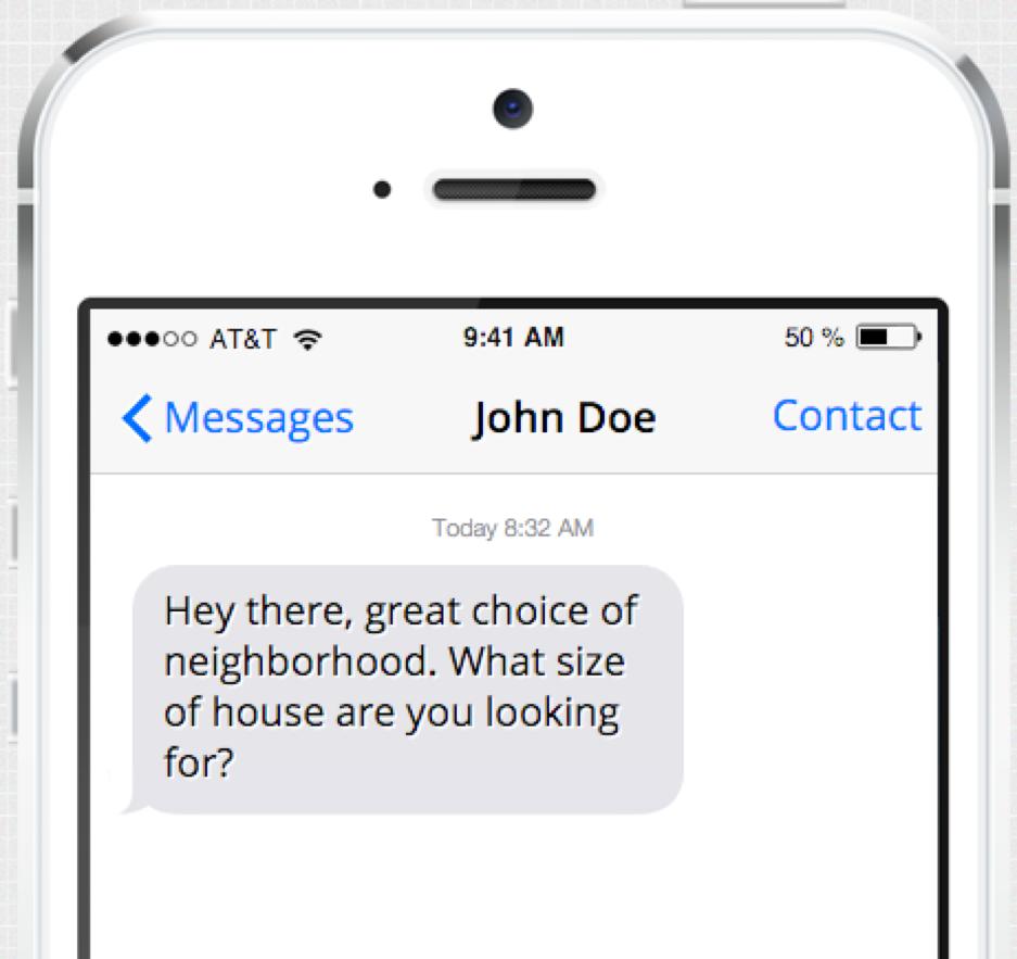 mobile real estate marketing