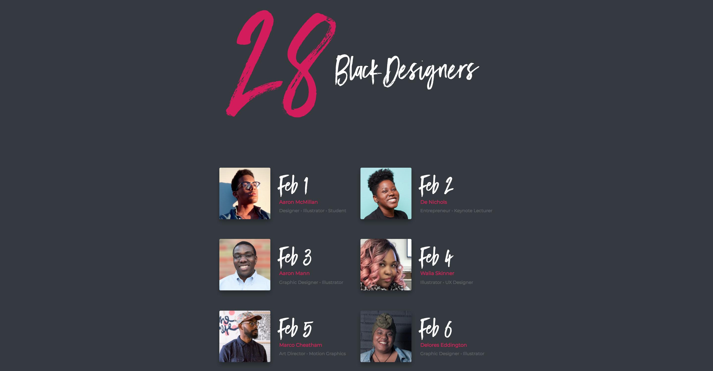 Black branding & design experts