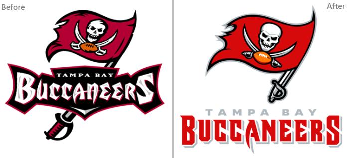 best logo redesigns