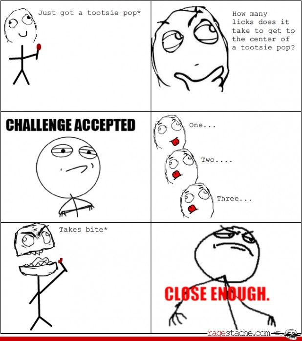 Rage comic example