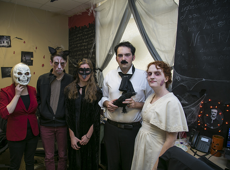 group halloween costume ideas for work