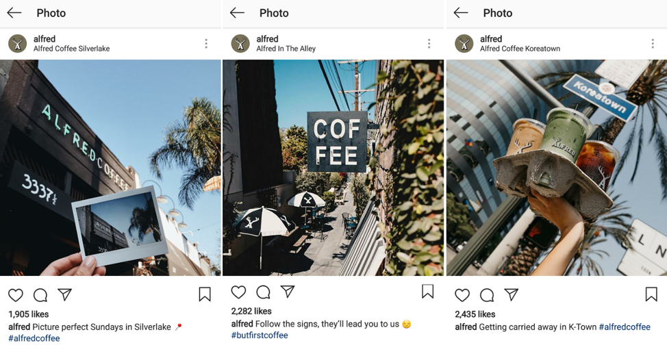 How to create a visual brand identity on Instagram