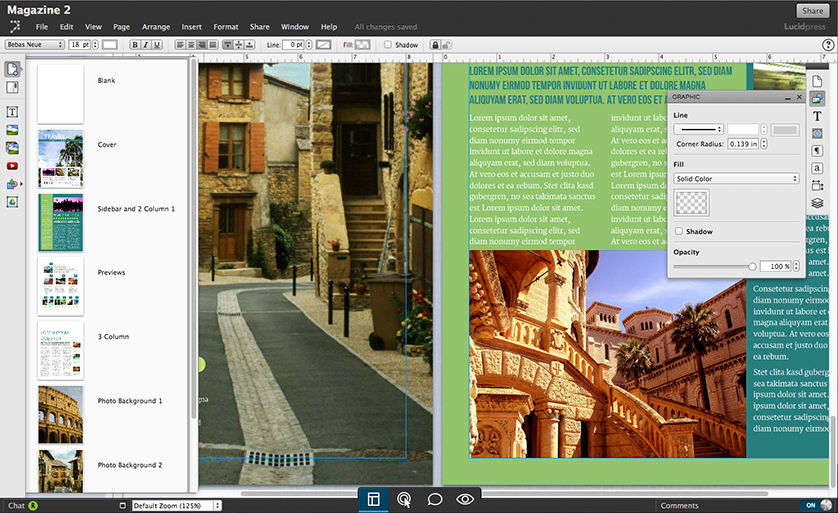 How To Make A Magazine In 12 Steps Lucidpress