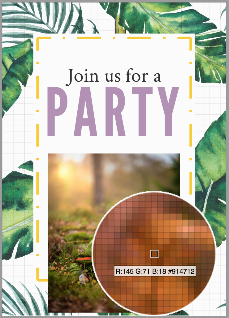 Make free invitations online