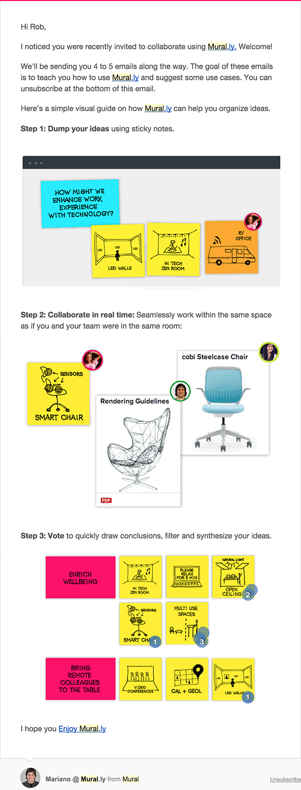 How to write a newsletter fast