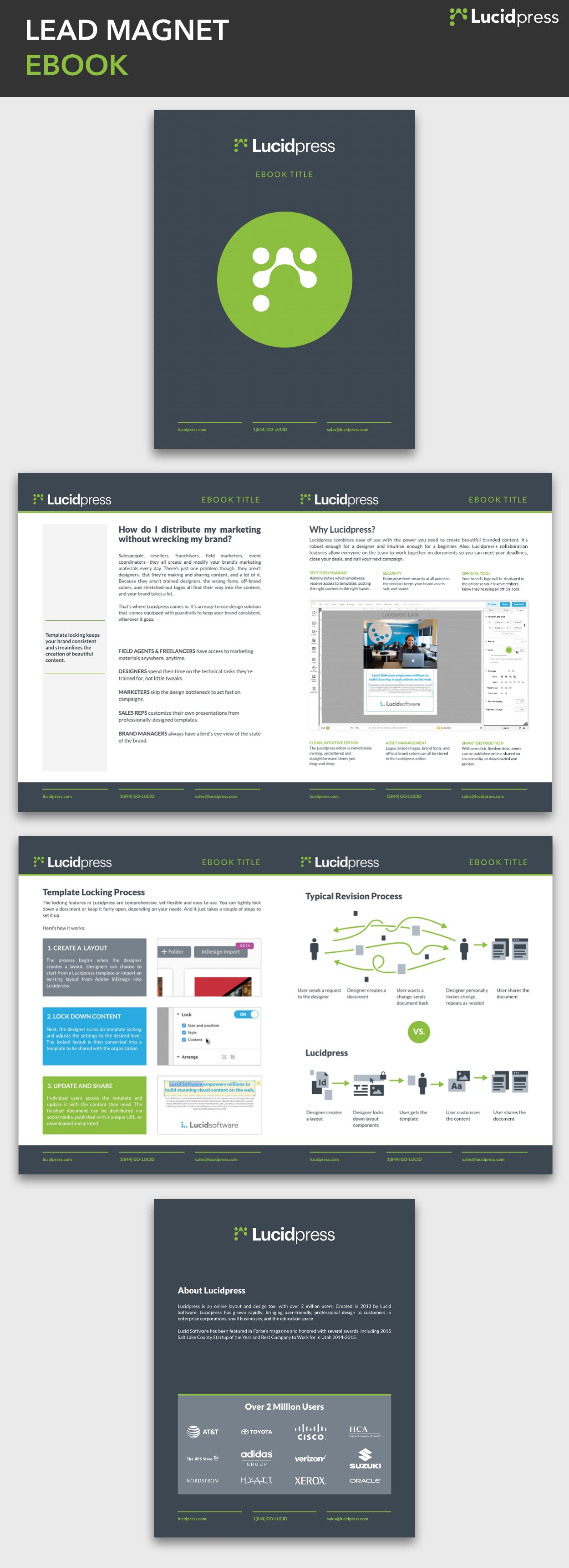 Free marketing ebook templates