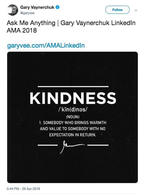 Gary Vee - Emotional branding example