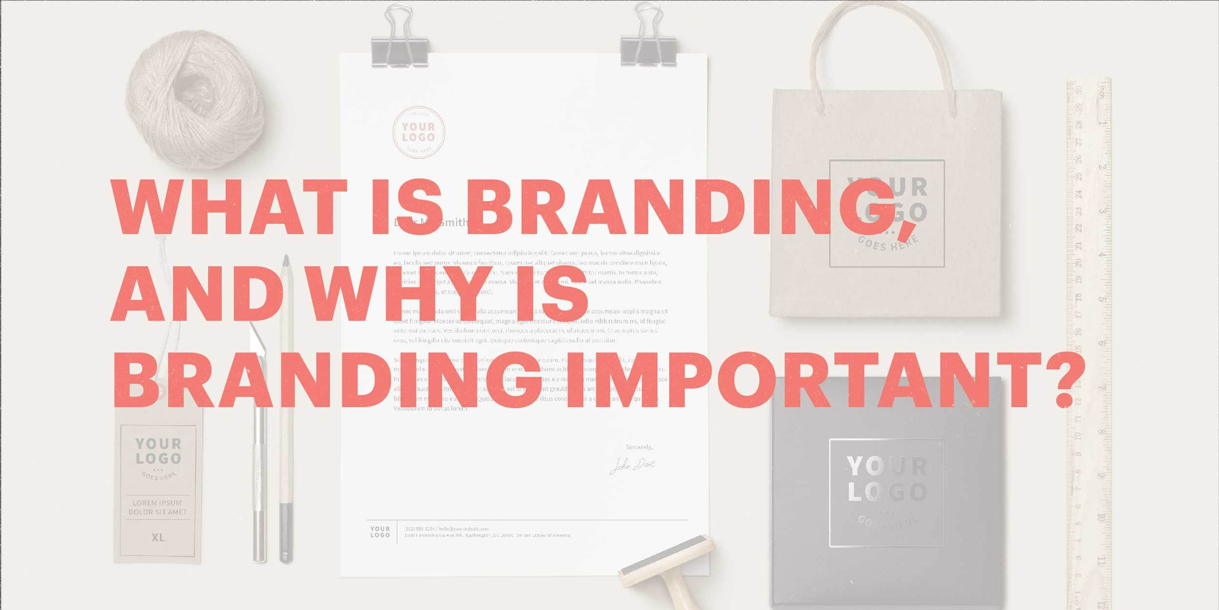 what is branding Presentation provides definition, role, and scope of brand.