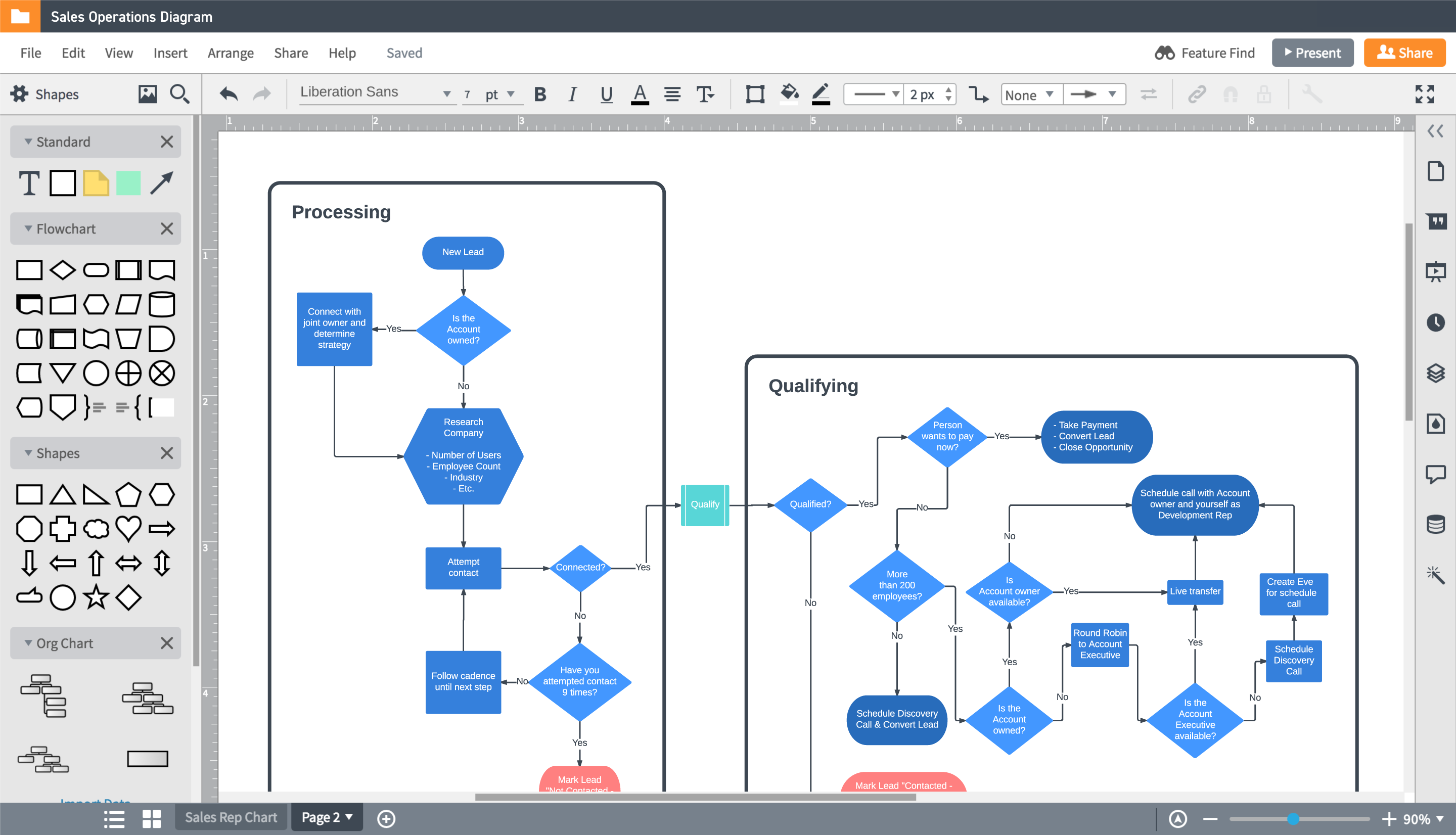 7 of the Best Free Alternatives To Microsoft Visio  Make