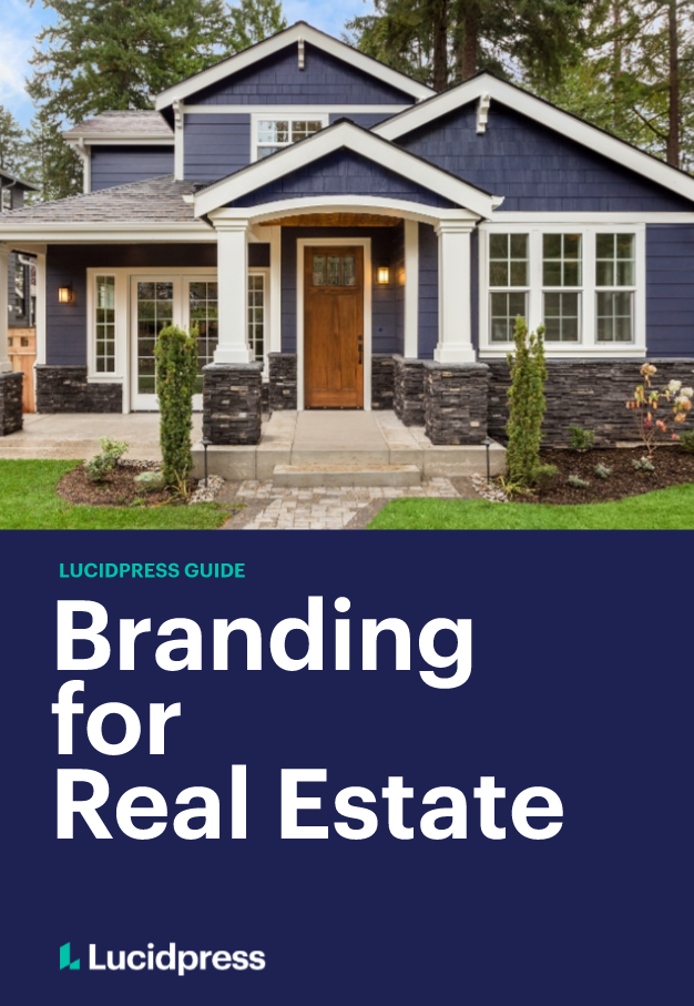 The Ultimate Guide to Real Estate Branding Cover