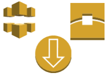 Amazon Cloudfront Icon