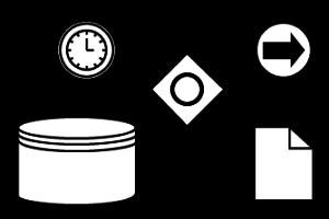 Símbolos e significados BPMN
