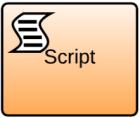 tarefa de script